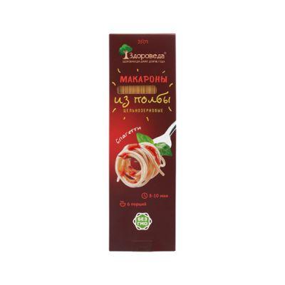 Макароны из полбы Спагетти 350 гр «Здороведа»