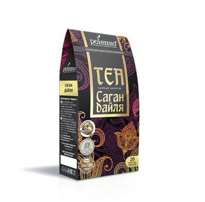Чай Саган Дайля в фильтр-пакетах 12 гр «POLEZZNO»