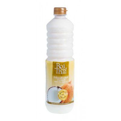 Кокосовое масло Рафинированное для жарки 1л «ROI THAI»