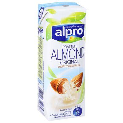 Напиток МИНДАЛЬ обогащенный кальцием и витаминами 0,25 л «ALPRO»