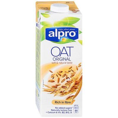Напиток ОВСЯНЫЙ обогащенный кальцием и витаминами 1 л «ALPRO»