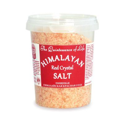 Пищевая Гималайская КРАСНАЯ Соль 482 гр