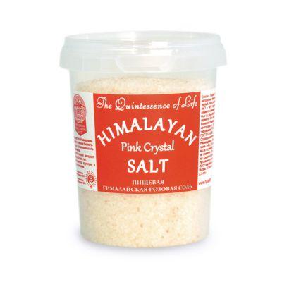 Пищевая Гималайская РОЗОВАЯ Соль 482 гр