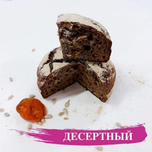 ХЛЕБ РЖАНОЙ (Десертный) бездрожжевой 300 гр «Бreadбери»